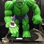 It's a HULK of a cake!