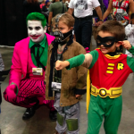 Young and old convene to celebrate comics!