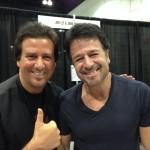 Reunited with John Romita Jr!