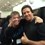 Awesome meet-up with Image Co-Founder Rob Liefeld